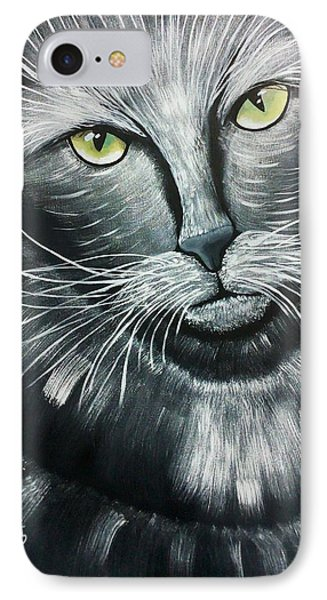 Cats IPhone Case by Edwin Alverio