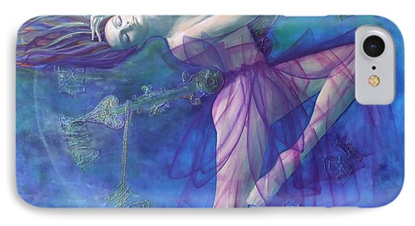 Back In Time Phone Case by Dorina  Costras