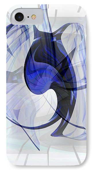 Back To Life 4 IPhone Case by Thibault Toussaint