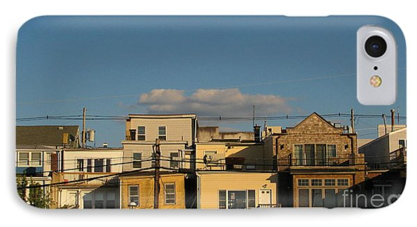 Backdoors Phone Case by Colleen Kammerer