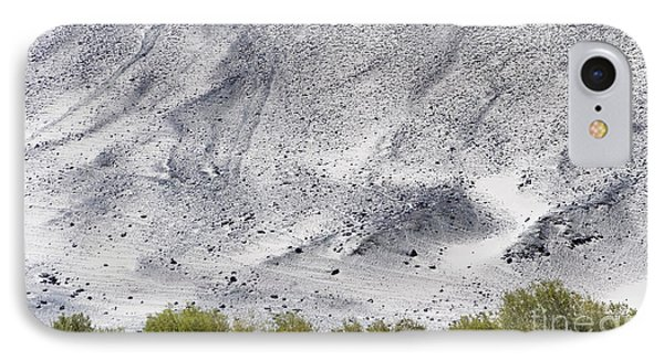 IPhone Case featuring the photograph Backdrop Of Sand, Chumathang, 2006 by Hitendra SINKAR