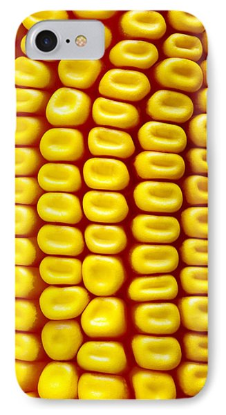 Background Corn IPhone Case
