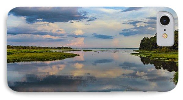 Backwater Sunset IPhone 7 Case