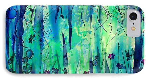 Backyard Dreamer Phone Case by Rachel Christine Nowicki