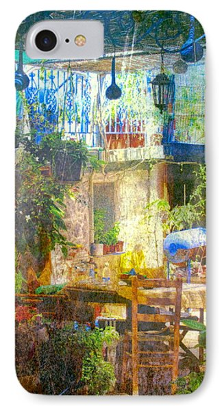 Backyard Idyll IPhone Case by Andreas Thust