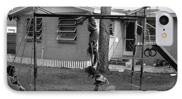 Backyard Swing Set..... Phone Case by WaLdEmAr BoRrErO