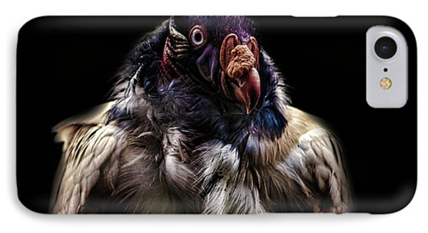 Bad Birdy IPhone Case by Martin Newman