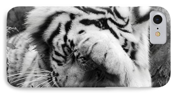 Bad News For The Animal Kingdom IPhone Case by David Lee Thompson