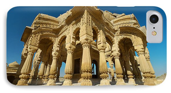 IPhone Case featuring the photograph Bada Bagh  by Yew Kwang