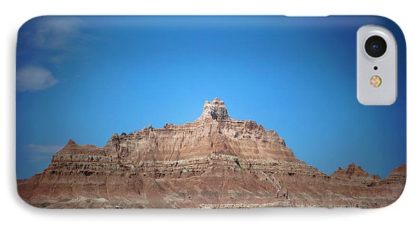 IPhone Case featuring the photograph Badlands Canyon by Heidi Hermes