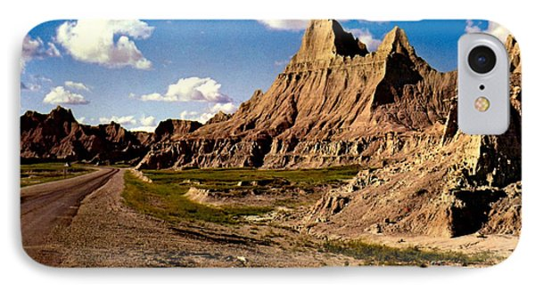 Badlands National Park  Phone Case by Ruth  Housley