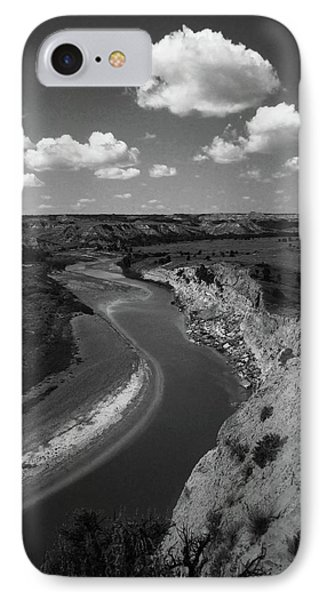 Badlands, North Dakota IPhone Case by Art Shimamura
