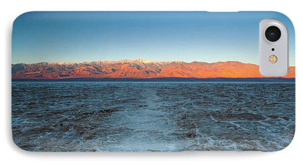 IPhone Case featuring the photograph Badwater  by Catherine Lau