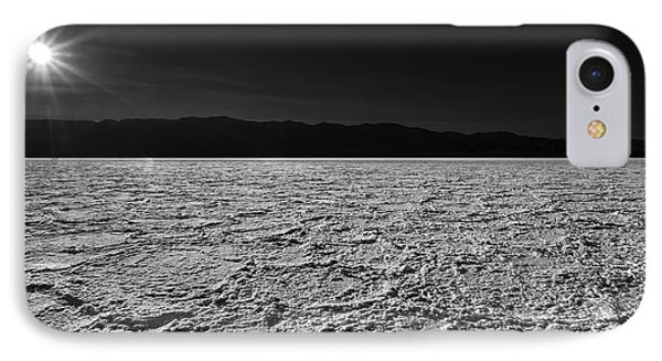 Badwater IPhone Case by Peter Tellone
