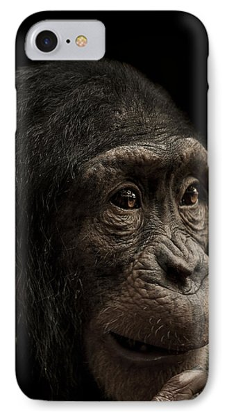 Baffled IPhone Case by Paul Neville