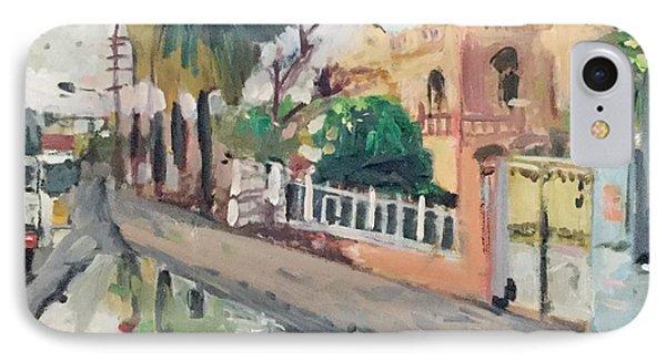 Baghdad Old House IPhone Case by Montasir Wali