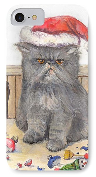 Bah Humbug IPhone Case by Donna Tucker