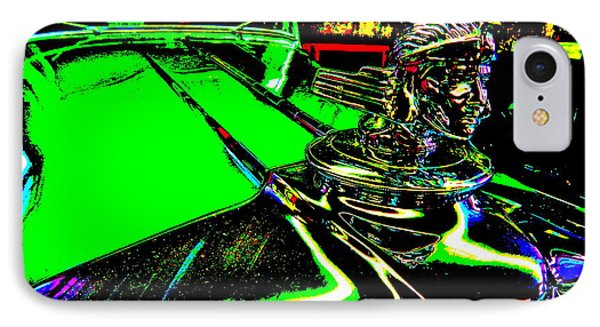 Bahre Car Show II 24 IPhone Case by George Ramos