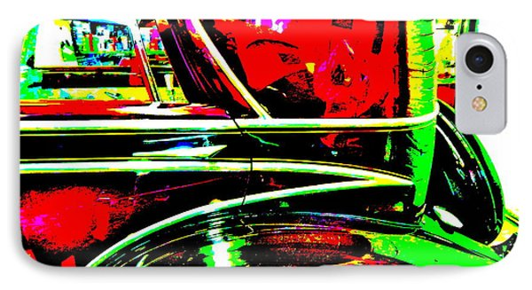 Bahre Car Show II 26 IPhone Case by George Ramos