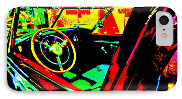 Bahre Car Show II 29 IPhone Case by George Ramos