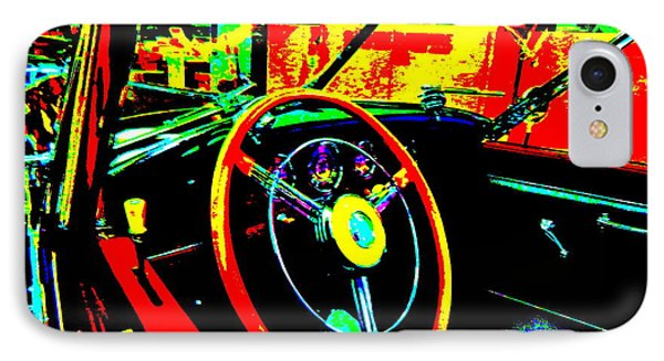 Bahre Car Show II 30 IPhone Case by George Ramos