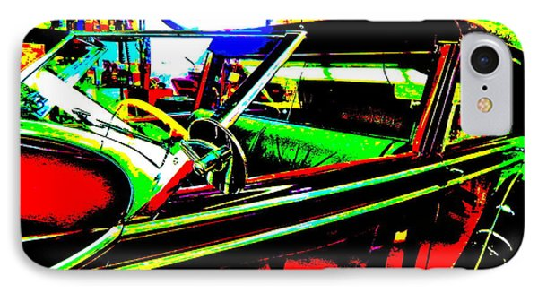 Bahre Car Show II 31 IPhone Case by George Ramos