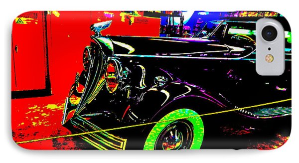Bahre Car Show II 32 IPhone Case by George Ramos