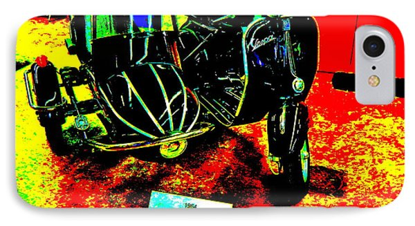 Bahre Car Show II 33 IPhone Case by George Ramos