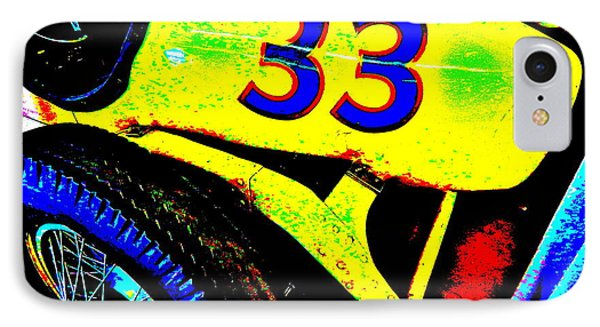 Bahre Car Show II 34 IPhone Case by George Ramos