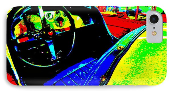 Bahre Car Show II 35 IPhone Case by George Ramos