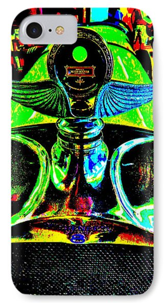 Bahre Car Show II 36 IPhone Case by George Ramos