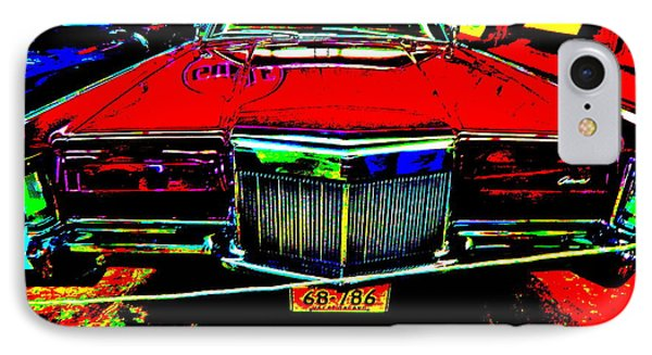 Bahre Car Show II 38 IPhone Case by George Ramos