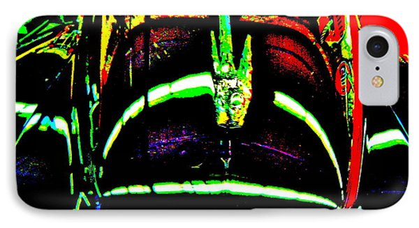 Bahre Car Show II 41 IPhone Case by George Ramos