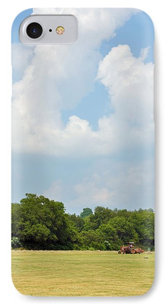 Bailing Phone Case by Jan Amiss Photography