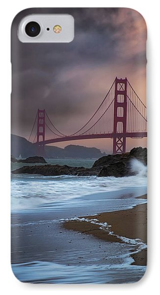 Baker's Beach IPhone Case