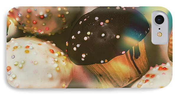 Bakers Cupcake Delight IPhone Case by Jorgo Photography - Wall Art Gallery