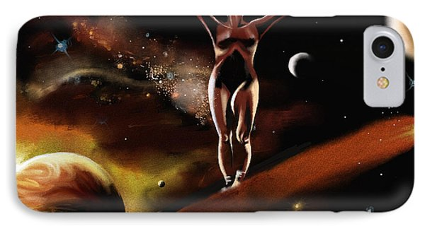 Balance 1 IPhone Case by Terri Meredith