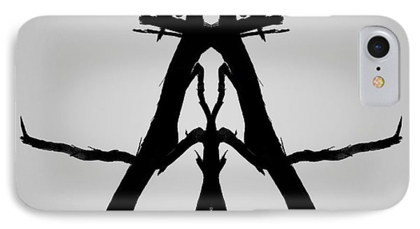 IPhone Case featuring the photograph Balanced I Bw by David Gordon
