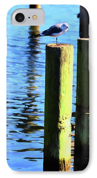 IPhone Case featuring the photograph Balanced by Jan Amiss Photography