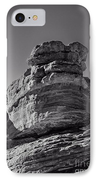 Balanced Rock Phone Case by Charles Dobbs
