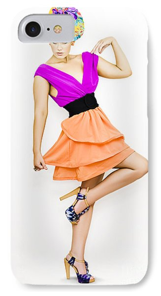 Balancing Fashion Trends IPhone Case