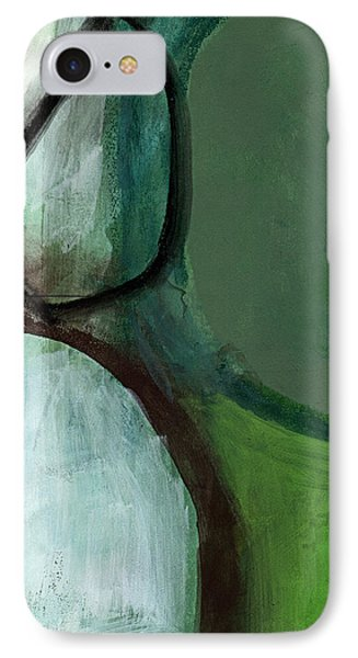 Balancing Stones IPhone Case by Linda Woods