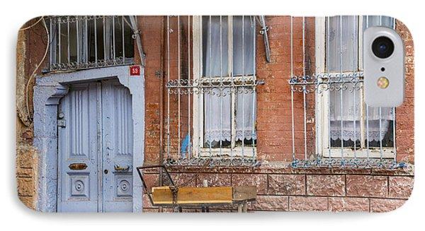 Balat City Dwelling IPhone Case by Bob Phillips