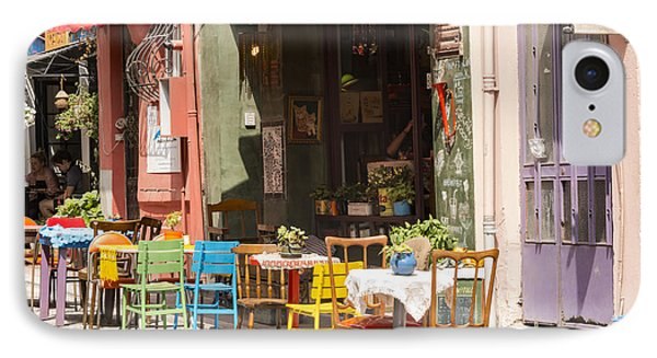 Balat Eatery IPhone Case by Bob Phillips
