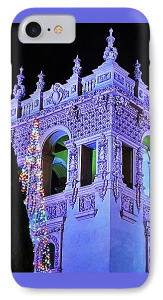 Balboa Park December Nights Celebration Details IPhone Case