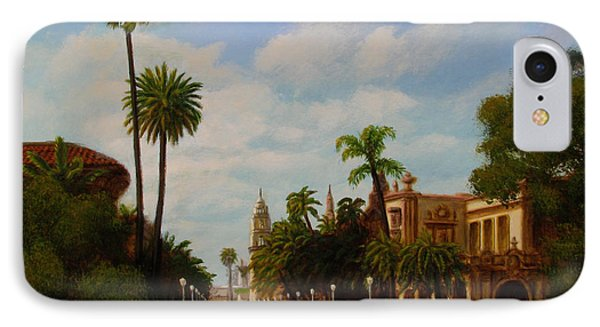 Balboa Park IPhone Case