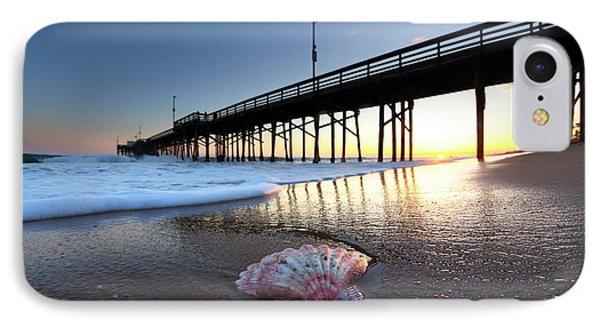 Balboa Shell. IPhone Case by Sean Davey