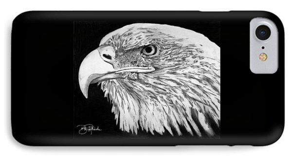 Bald Eagle #4 Phone Case by Bill Richards