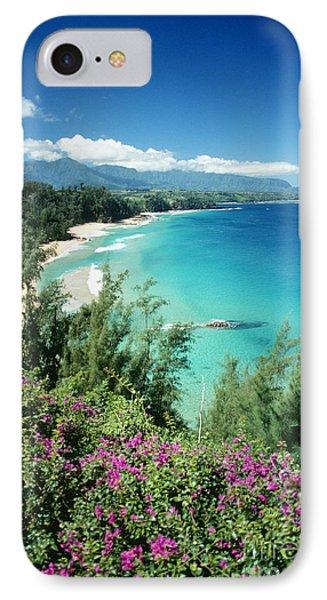 Bali Hai Beach Phone Case by Dana Edmunds - Printscapes