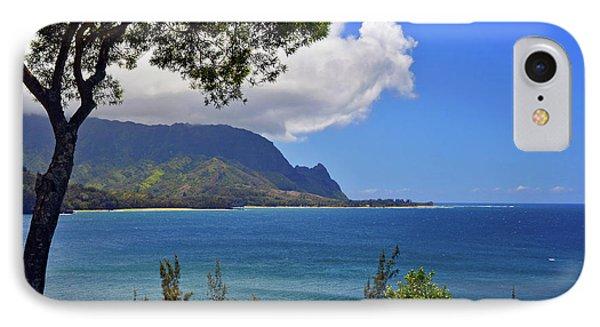 Bali Hai Hawaii IPhone Case by Marie Hicks